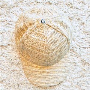 BCBGMAXAZRIA BASEBALL HAT